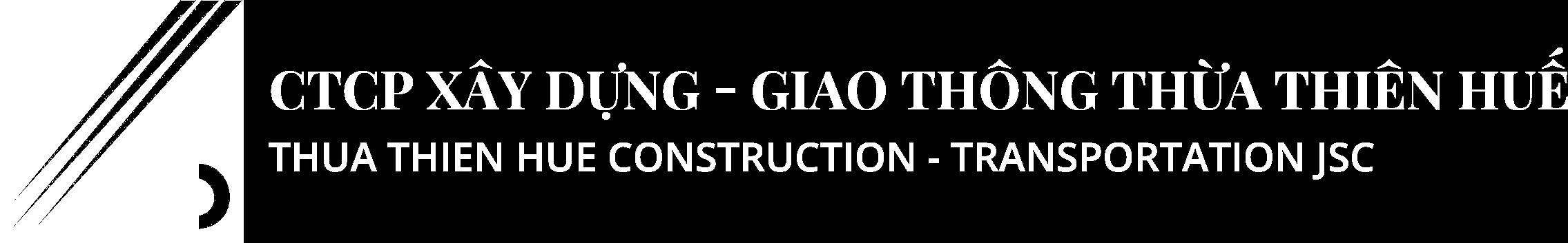 Công ty cổ phần xây dựng giao thông Thừa Thiên Huế
